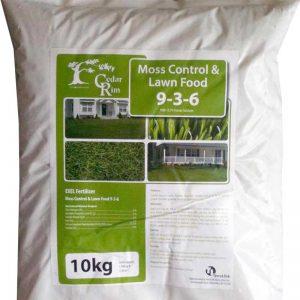 cedar rim nursery product moss control