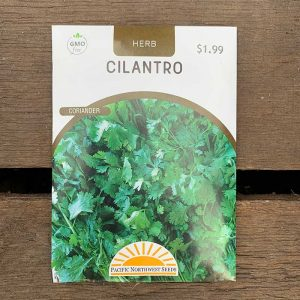 cedar rim nursery store Cilantro Seeds