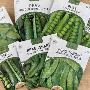 cedar rim nursery store Seeds Peas